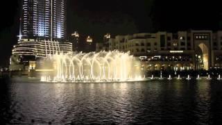 Vidéo Dubai depuis la tour Burj Khalifa