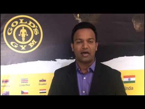 Yogesh Shelar Assistant Fitness Centre Manager Kalyani Nagar