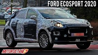 Ford Ecosport 2020 Coming | Hindi | MotorOctane