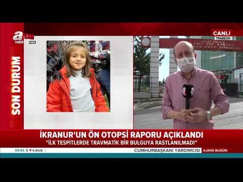 İkranur'un Ön Otopsi Raporu Çıktı! İkranur Nasıl Öldü?