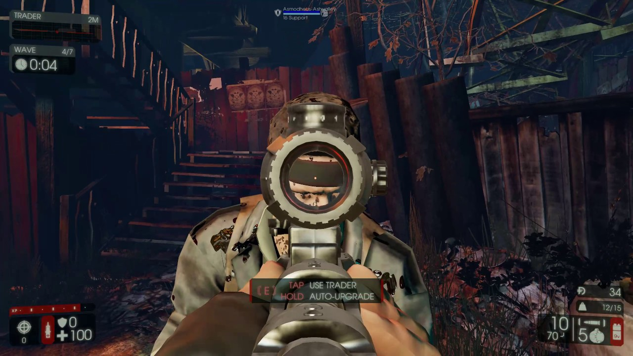 Killing Floor 2 Dx10 Wine 2 10 Youtube