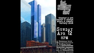 That Sunday Show Live Stream show #001