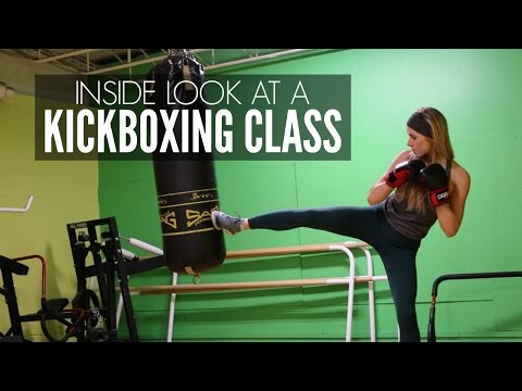 What To Expect At A Kickboxing Class