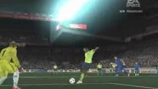 Ronaldinho En FIFA 07