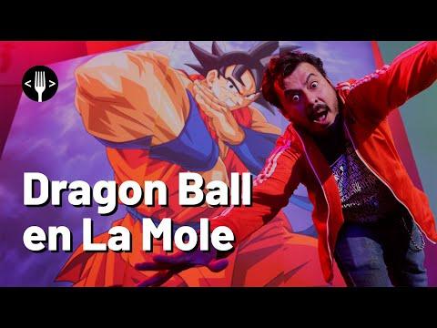 Así fue la Dragon Ball Experience de Bandai y la Mole
