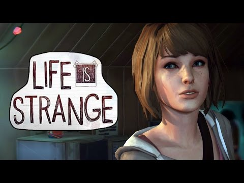 LIFE IS STRANGE #5 - PARANÓIA! (Episódio 1 - Chrysalis)