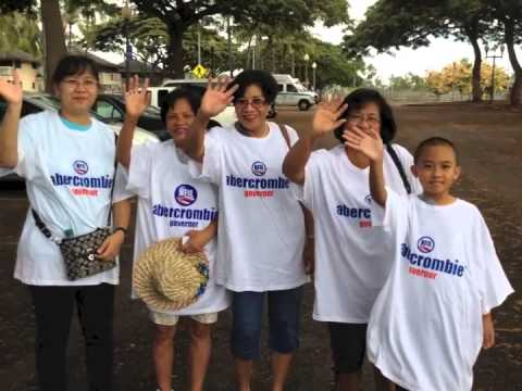 Governor Neil Abercrombieʻs Rock Stars in Ewa, 7-27-14