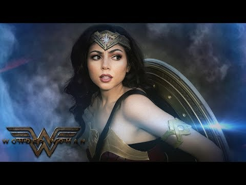 Wonder Woman MAKEUP Tutorial!