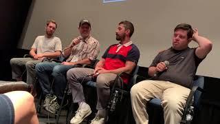 The Peanut Butter Falcon Q&A With Tyler Nilson, Michael Schwartz, Shia LaBeouf & Zach Gottsagen.
