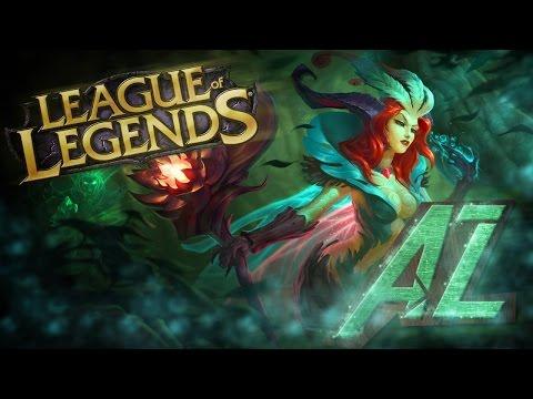 A-Z League of Legends: Leblanc - Farmimy przeciwników