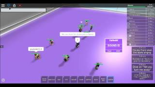 Routine de danse / Step it up Studio/Roblox