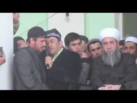 мавлуд дар масчиди Эшони Нуриддин