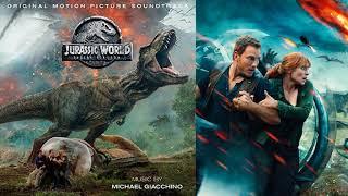 Jurassic World, Fallen Kingdom, 05, Nostalgia-Saurus, Michael Giacchino, Soundtrack