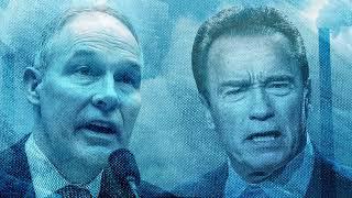 Schwarzenegger: Scott Pruitt Is Stuck In The Polluting Past On Car Emission Standards