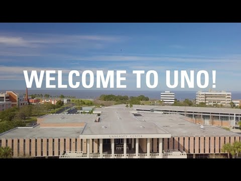 Take A Tour Of The University Of New Orleans