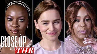 Drama Actresses Roundtable: Emilia Clarke, Niecy Nash, Danai Gurira & More | Close Up