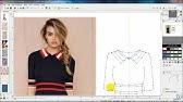 Cad Fashion Design Software Youtube