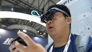 vivo AR眼镜体验:拿它来看小姐姐岂不是爽爆了?