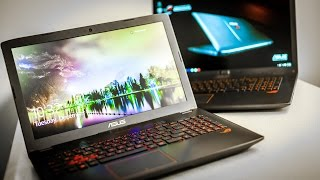 Flash Review ASUS ROG GL752 GL552 Gaming Laptop