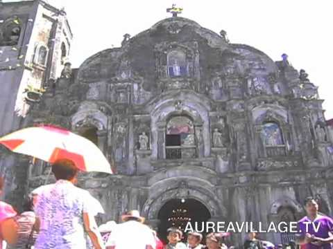 Philippine Travel Lucban Quezon AUREAVILAGETV Part 1