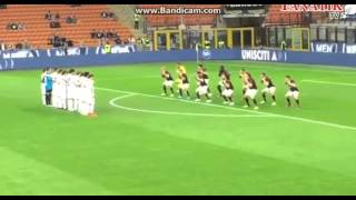 Video Gol Pertandingan AC Milan vs Carpi