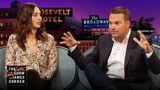 Where Were You During the Oscars Snafu? w/ Sara Bareilles & Chris O'Donnell