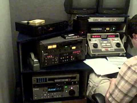 Editing area changes at KELO-TV