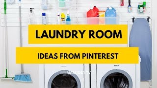65+ Best Laundry Room Utility Design Ideas from Pinterest 2018