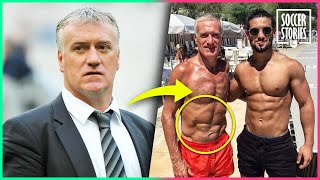 L'incroyable transformation physique de Didier Deschamps | Oh My Goal