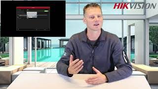 HIKVISION NK44W1H-1T(WD) vidéo