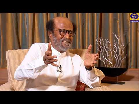 Exclusive interview with Super Star Rajinikanth