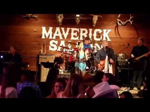 DO NO HARM BAND #3 @ THE MAVERICK SALOON IN SANTA YNEZ, CA.