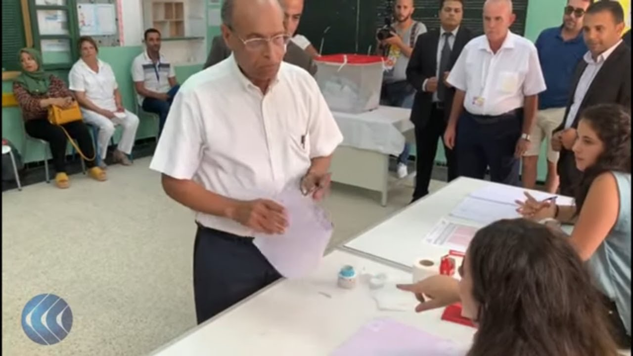 قناة الغد:مرشح الرئاسة منصف المرزوقي