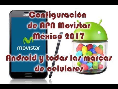 Como configurar APN Movistar México en Android 2019