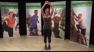 Тренировка Комплекс упражнений на 46 мин. Саманты Клейтон