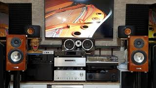 #Canton Reference 9.2 dc no Subwoofer (Gregory Porter - Song Of The Wind)