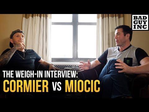 Dillashaw picks Stipe Miocic to win rematch with Daniel Cormier