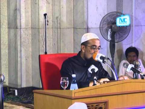 Ustaz Azhar Idrus : Air Mani Keluar Lagi Selepas Mandi Junub