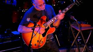 Larry Carlton Trio - BP Blues, SPIRIT OF 66, Belgium 4.7.2011