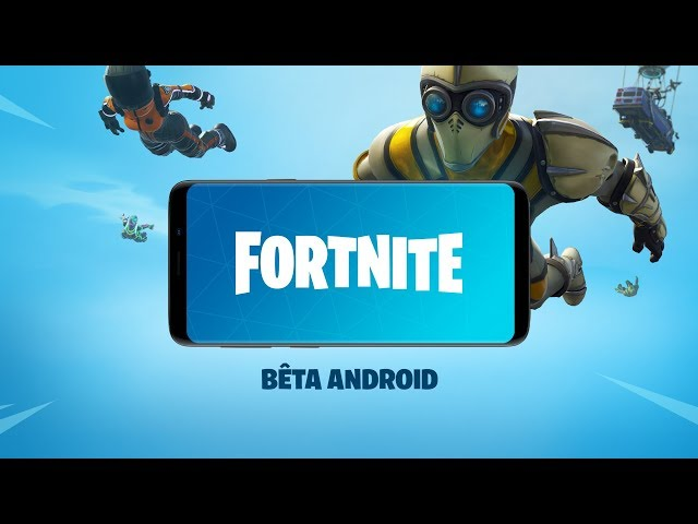 Guide Comment Installer Fortnite Sur Android Consollection -