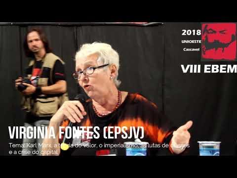 Virgínia Fontes - EBEM 2018