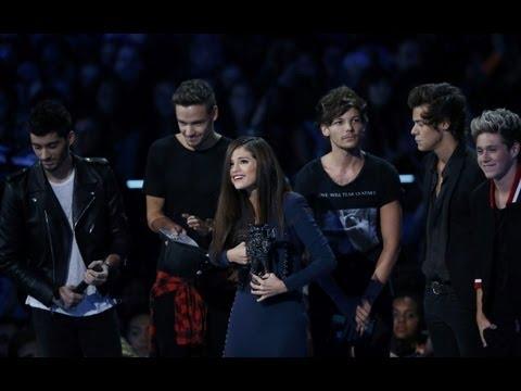 Selena Gomez VMA 2013 WIN!! BEst Female POP Video- Come And Get IT!