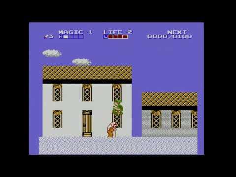 Zelda II: The Adventure of Link, Any% No Scroll Lock, 55:08
