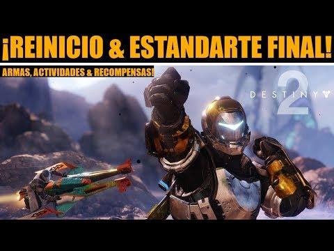 Destiny 2 - Estandarte Final y Reinicio! Desafio Ascendente! Ocasos! Eververso y más! thumbnail