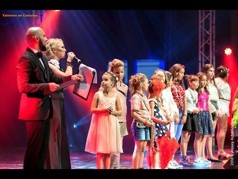 Talentos en Canarias 2016 - El Show Completo