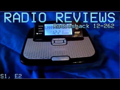 Radio Reviews: Radioshack 12-262