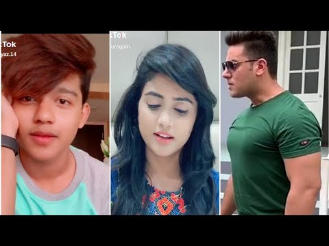 Tik Tok Mix Tape Videos Compilation – Part-1 Riyaaz Nisha Funny Tik Tok Videos – Ak Sharma –