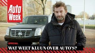 Wat weet Kluun over auto's?