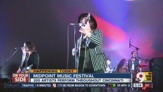 MidPoint Music Festival: MPMF 2013 CINCINNATI