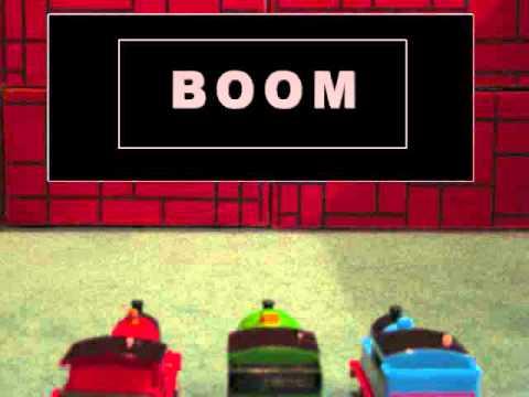 Thomas The Trackmaster Show BOOM THX Spoof YouTube